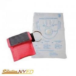 Pocket Mask RCP avec porte clés souple