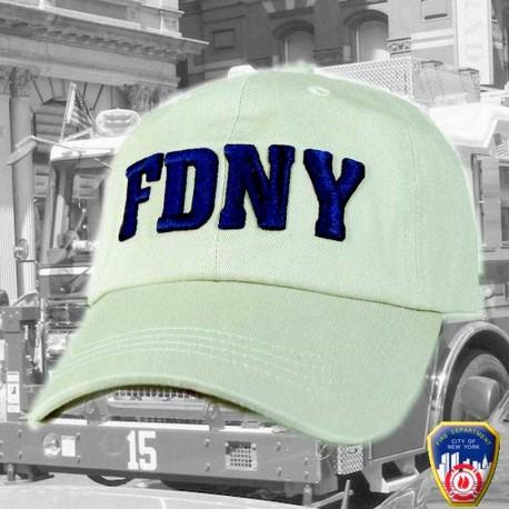 ce070291bbdf4 Casquette FDNY - FIRESTORE by NYFD Shop