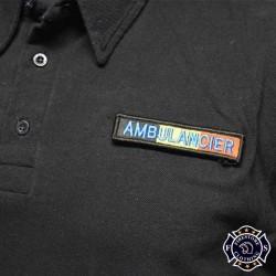 Barette Ambulancier