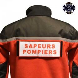 Barette Sapeurs-Pompiers Belgique