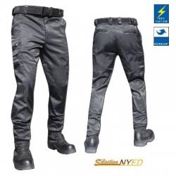 Pantalon Polymole Noir