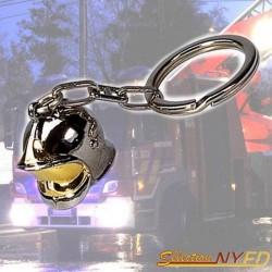 Porte clés Pompier Casque F1