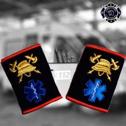 Passants Sapeurs-Pompiers Infirmier