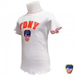 T-shirt Enfant FDNY Rouge/Rouge