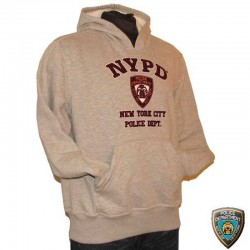 Sweat Capuche NYPD