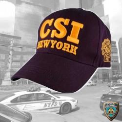 """Casquette CSI """"Crime Scene Investigator"""""""