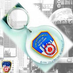 Porte-clés Transparent Ed4