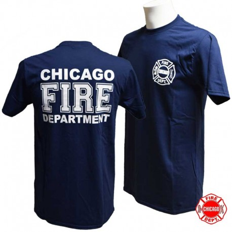 T-shirt Chicago Fire