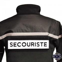 Dossard Secouriste