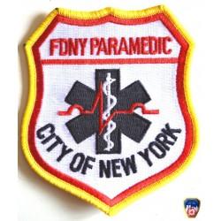 Ecusson FDNY Paramedic